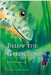 Below the Green Pond now available on Kindle on Amazon