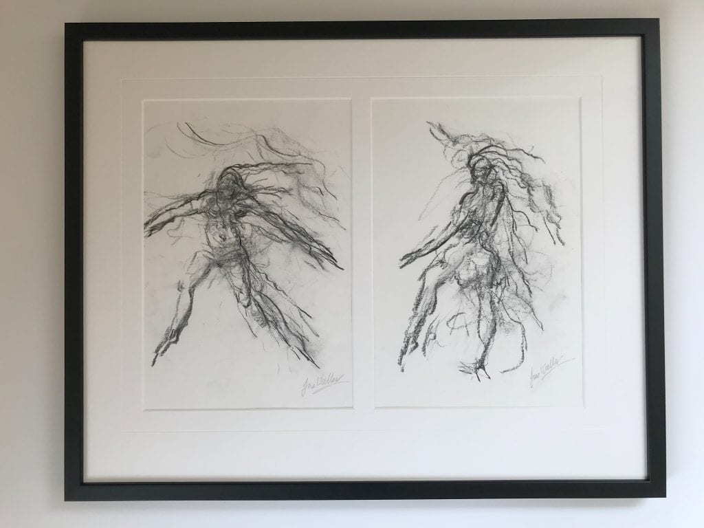 Diptych The Wind Sold