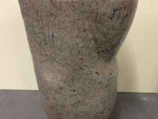 Carinated Grey Vase in the Ashmolean Museum