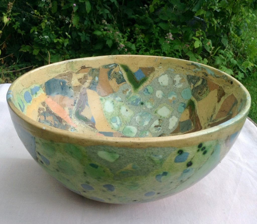 Geological Bowl