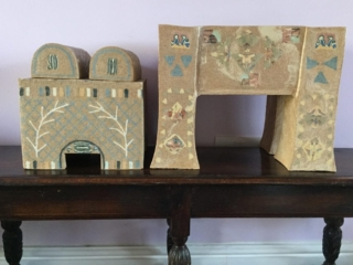 His and Hers Mausoleum Chest and Large Trinket Chest