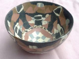 Harlequin Bowl