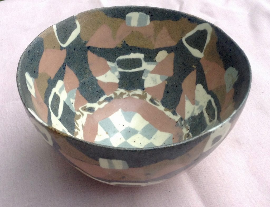Harlequin Bowl